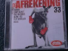 DE AFREKENING 33 - STUDIO BRUSSEL (2004) Zornik, Muse, Nailpin, Heideroosjes....