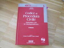 CODICE DI PROCEDURA CIVILE - AUTORI VARI - SIMONE 2005