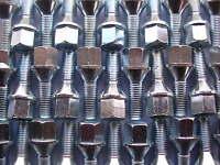 20 Radschrauben M12x1,5x47 Kegelbund  SW17 Alufelgen BMW Opel Renault VW