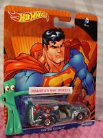 Plastic Man Real Riders Excellent Card Details about  /Hot Wheels DC Comics Originals