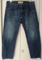 Levi's 505 Jeans Boys Size 16 Husky Blue Straight Leg