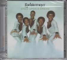 Once Upon a Dream [Bonus Tracks] by Enchantment (CD, 2012/1977, BBR UK) NEW SS