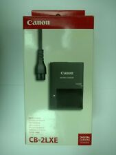 Genuine Canon CB-2LXE Battery Charger for NB-5L