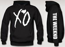 XO The Weeknd Hoodie OVOXO Hip Hop RAP Music Logic J Cole Taylor Gang Sweatshirt