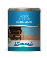 Renner Rio Verde Hi-Deck Hydro oil olio per decking TEAK 0,75L RK1001