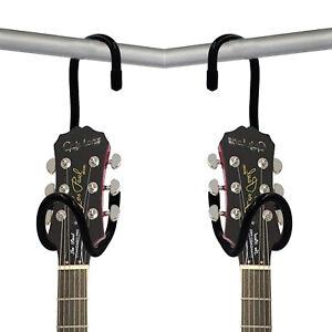 2er Pack Wandschrank Gitarrenhalter Anzeige Gestell Gitarrenbar Aufhänger