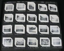 1946 Sheppard Field Air Force Base Photo Album B-25 Crash & Basic Training 430+