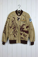 NEW VIVIENNE WESTWOOD ANGLOMANIA X LEE  FLIGHT BOMBER JACKET #9 S SMALL