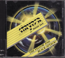 The Yellow And Black Attack! by Stryper (CD, 1986, Enigma) Japan Press