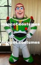 New Special Astronaut  Mascot Costume Head Fiberglass Buzz Lightyear Model 3