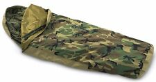 U.S. Military BIVY COVER WOODLAND CAMO GORE-TEX SLEEPING, Excellent Condition
