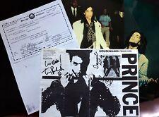 Prince's The NPG ★1992/93 autographs★ Damon Dickson, Tommy Barbarella, Kirky J.!