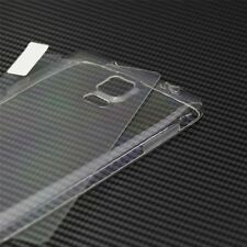 Crystal Clear Transparent Silicone TPU cover case pour SAMSUNG GALAXY Note 4