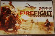 Firefight: Americas Warriors (DVD, 2012, 3-Disc Set) BRAND NEW-FREE SHIPPING