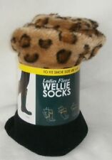 Acrylic Animal Print Hosiery & Socks for Women