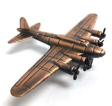 Die Cast Miniature B-17 Airplane Flying Fortress Pencil Sharpener