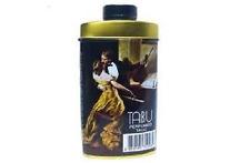 Tabu By Dana Paris New York Perfumed Talc Perfume Powder Full Size 100 G. New