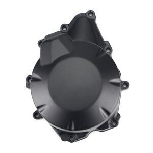 Left Side Engine Crank Case Stator Cover For Yamaha FZ6 2004-2010 Black