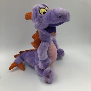 "Figment Purple Dragon 9"" Plush Walt Disney World Epcot Imagination Mascot"