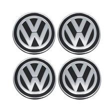 NEW Genuine VW Volkswagen Dynamic Self-Level Center Caps Golf GTI Jetta Arteon