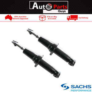 Pair Sachs Shock Absorbers Fits Front Holden Rodeo RA, Colorado RC
