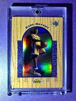 Kobe Bryant ROOKIE CARD 96-97 UPPER DECK UD3 HARDWOOD PROSPECTS RC #19 - Mint!