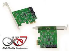Controleur PCIE SATA III  6GB /// 2 PORTS /// MARVELL 88SE9170