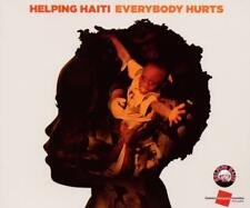 Helping Haiti Everybody Hurts CD 2 Track B/w Alternative Mix European Syco 2010
