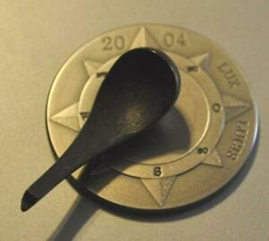 Spoon Compass 2004 Congo Silver