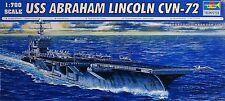 TRUMPETER ® 05732 USS ABRAHAM LINCOLN cvn-72 en 1:700