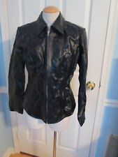 together fitted leather jacket new 8