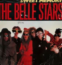 "The Belle Stars-Sweet Memory/April Fool 7"" Single.1983 Stiff BUY 174."