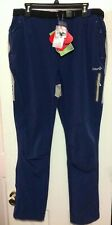 IZAS Outdoor Pants Men's Size XXL Stretch Breathable Lightweight Blue/silver NWT