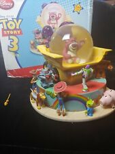TOY STORY SNOW GLOBE 1995 YOUVE GOT A FRIEND IN ME Has 2 Pieces Damage