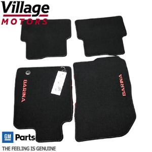 Genuine GM Holden TM Barina | Carpet - Floor Mats (SET)  | 42556012