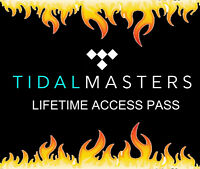 Lifetime Tidal Hi-Fi   Masters Quality   Instant Delivery