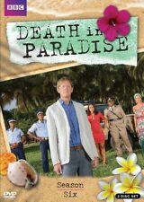 Death in Paradise: Season Six (DVD) New DVD! Ships Fast!