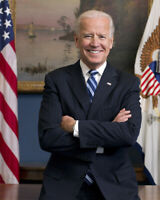 Portrait of Vice President Joe Biden in White House Office 2013 New 8x10 Photo