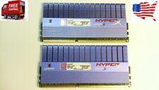 Kingston HyperX Sries 4GB Kit 2X2GB PC3 16000 DDR3-2000MHz KHX2000C9AD3T1K2/4GX