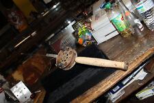 Vintage Fishing Rod Reel Combo Pat #2333632 George O Benson 1943 Ice Fishing