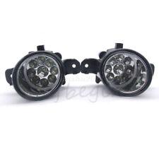1 Pair Front Bumper Fog Light 55W H11 OEM Halogen Bulb For Nissan Infiniti Versa