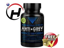 ABSONUTRIX ANTI GREY ADVANCED FORMULA FOR MEN AND WOMEN 60 Capsules!