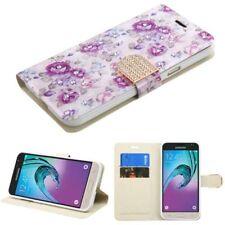 Custodie portafoglio viola per cellulari e palmari Samsung