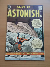 MARVEL: TALES TO ASTONISH #36, ANT MAN 3RD APPEARANCE, EARLY KIRBY, 1962, FN/VF!