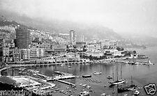Grand Prix de Mónaco 1966 barcos en el puerto fotografía Fórmula uno 1 Foto GP 4