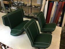 Liners Seats Car (Cover Seats) R4Cv (1956) Leatherette