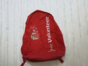 Russia 2017 FIFA Confederations Cup Volunteer Backpack