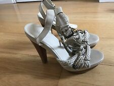 ALDO High Platform Sandals. Hardly Worn