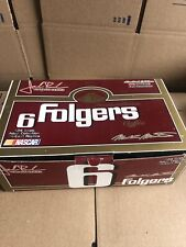 Mark Martin 6 Folgers Limited Edition 1989 Ford Thunderbird #424 Out Of 7770