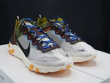 "Nike React Element 87 ""Moss"" AQ1090-300 Men's size 11 US"